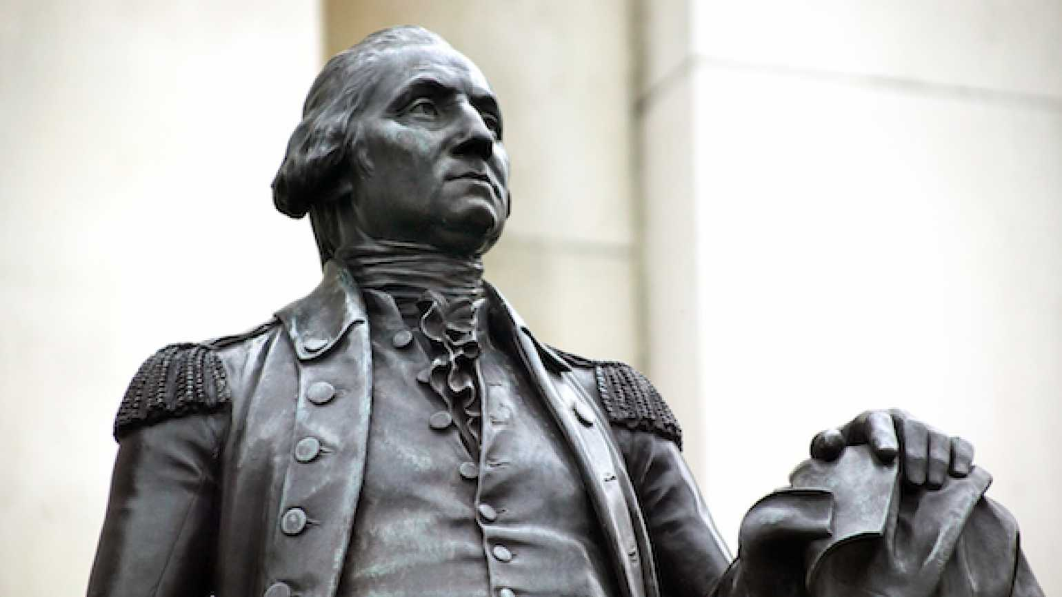 An inspiring prayer from our first president and founding father, George Washington.