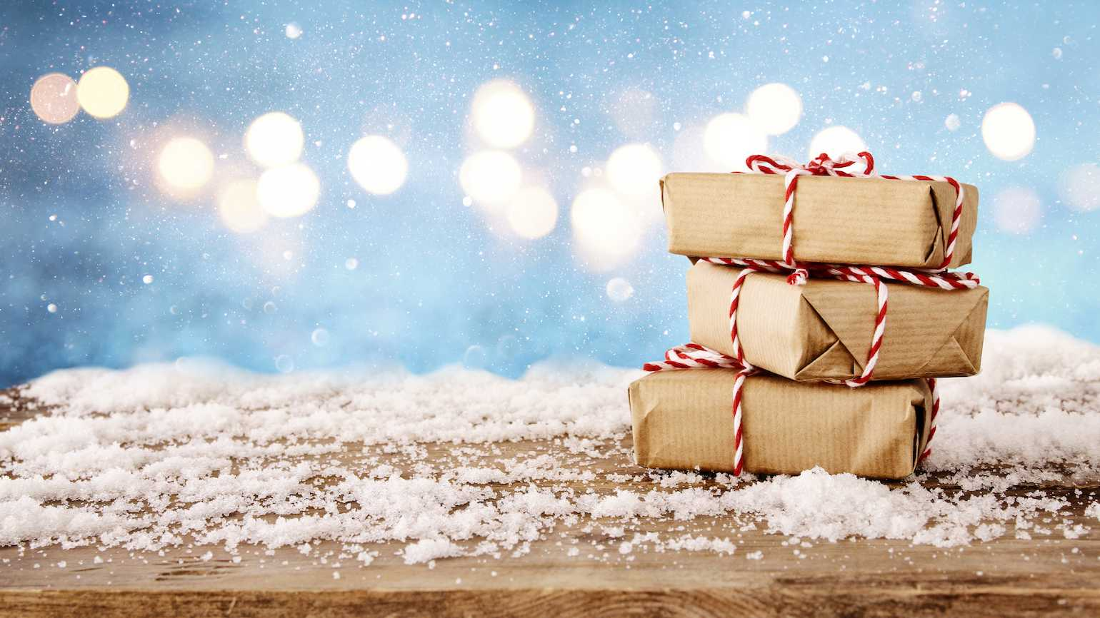 Positive gift giving