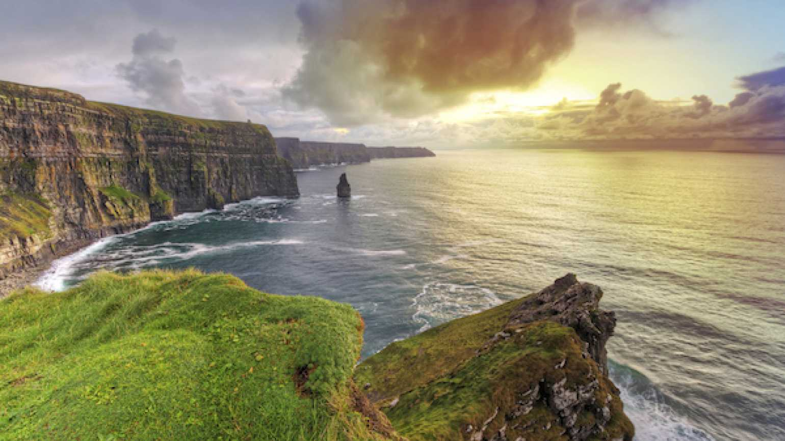 Why is God calling me to Ireland?