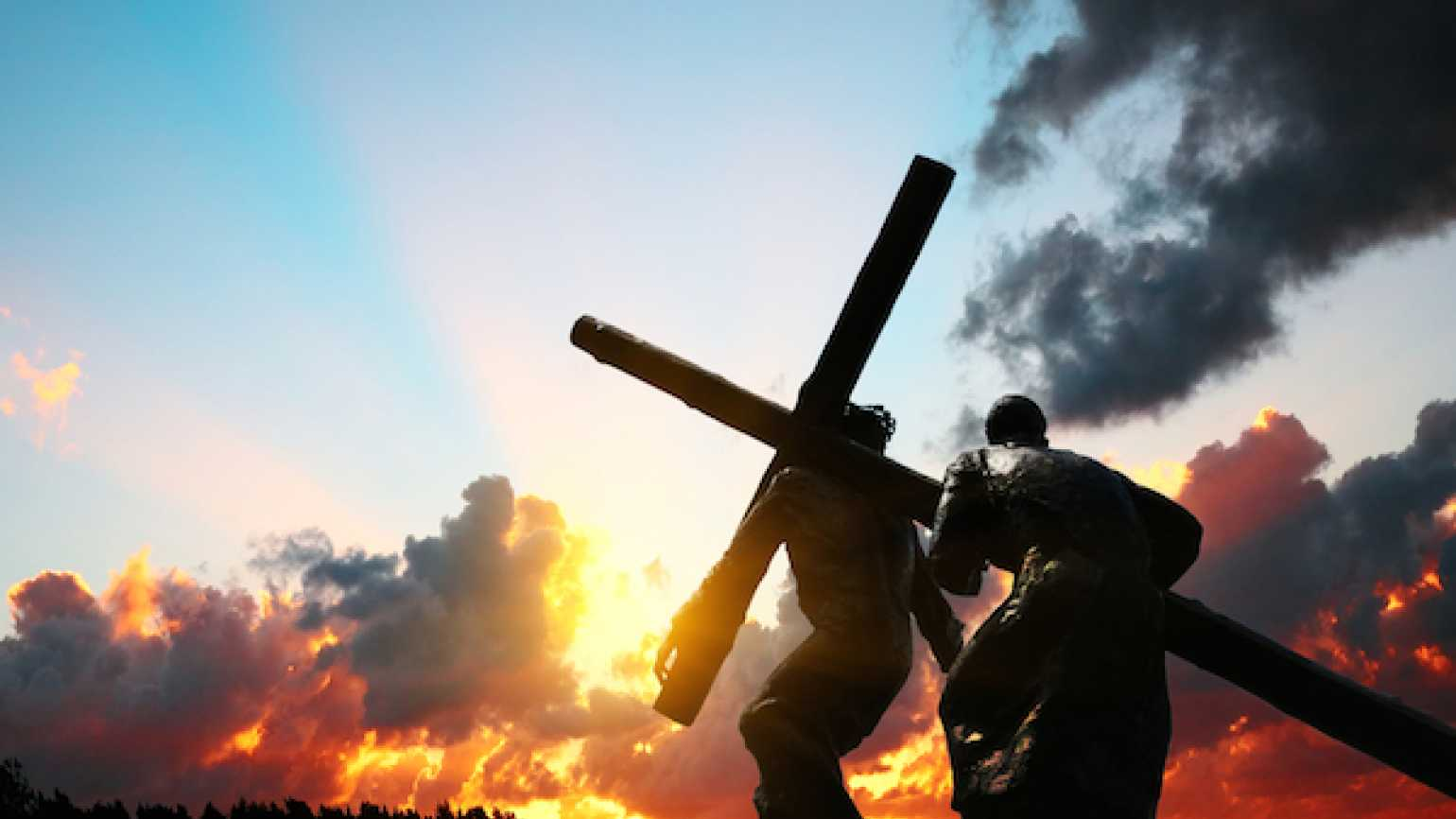 What Good Friday's suffering can teach us.