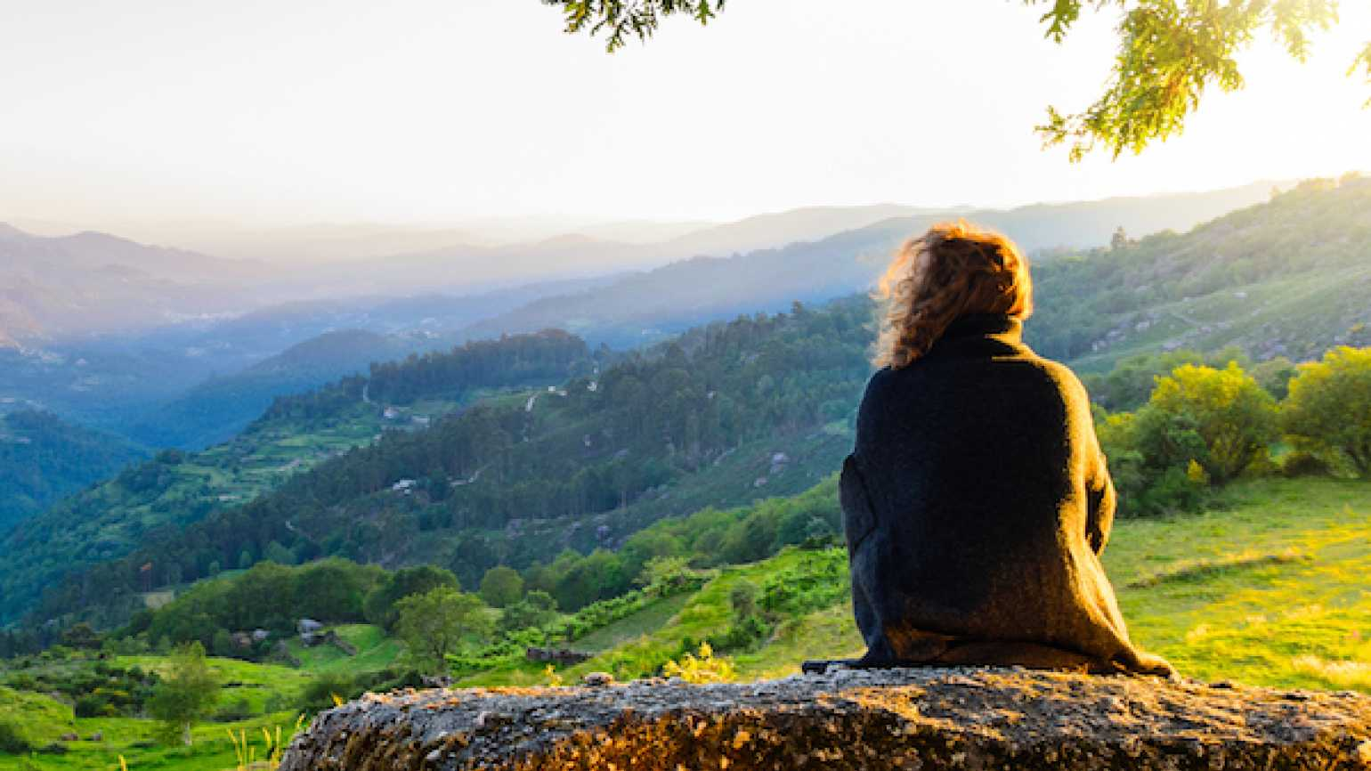 Can God speak to us through silence?