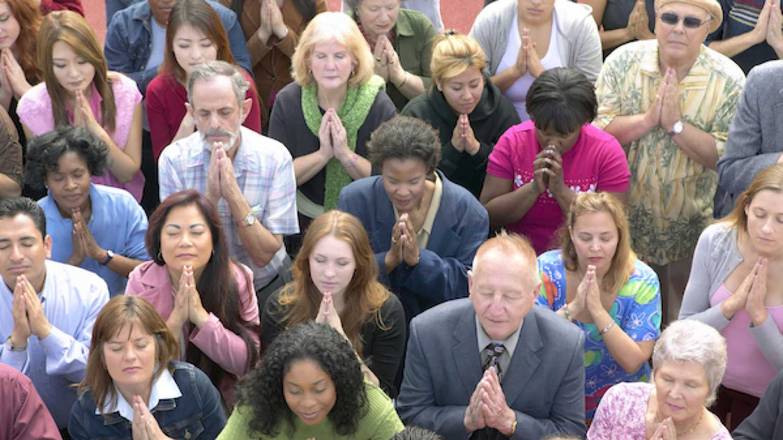 Is it possible to have too many prayers?