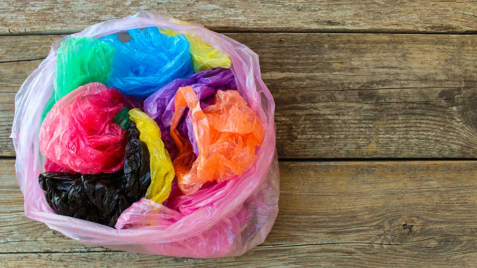 Creative uses for plastic bags