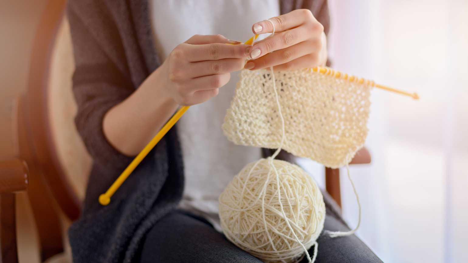 How Knitting Can Inspire Prayer