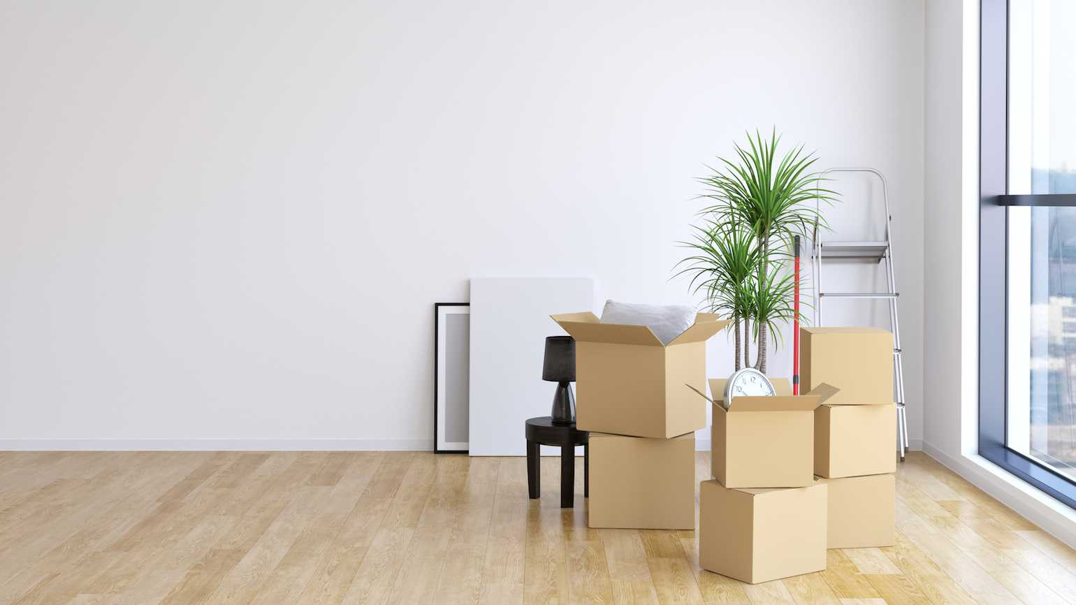 Learning to accept moving