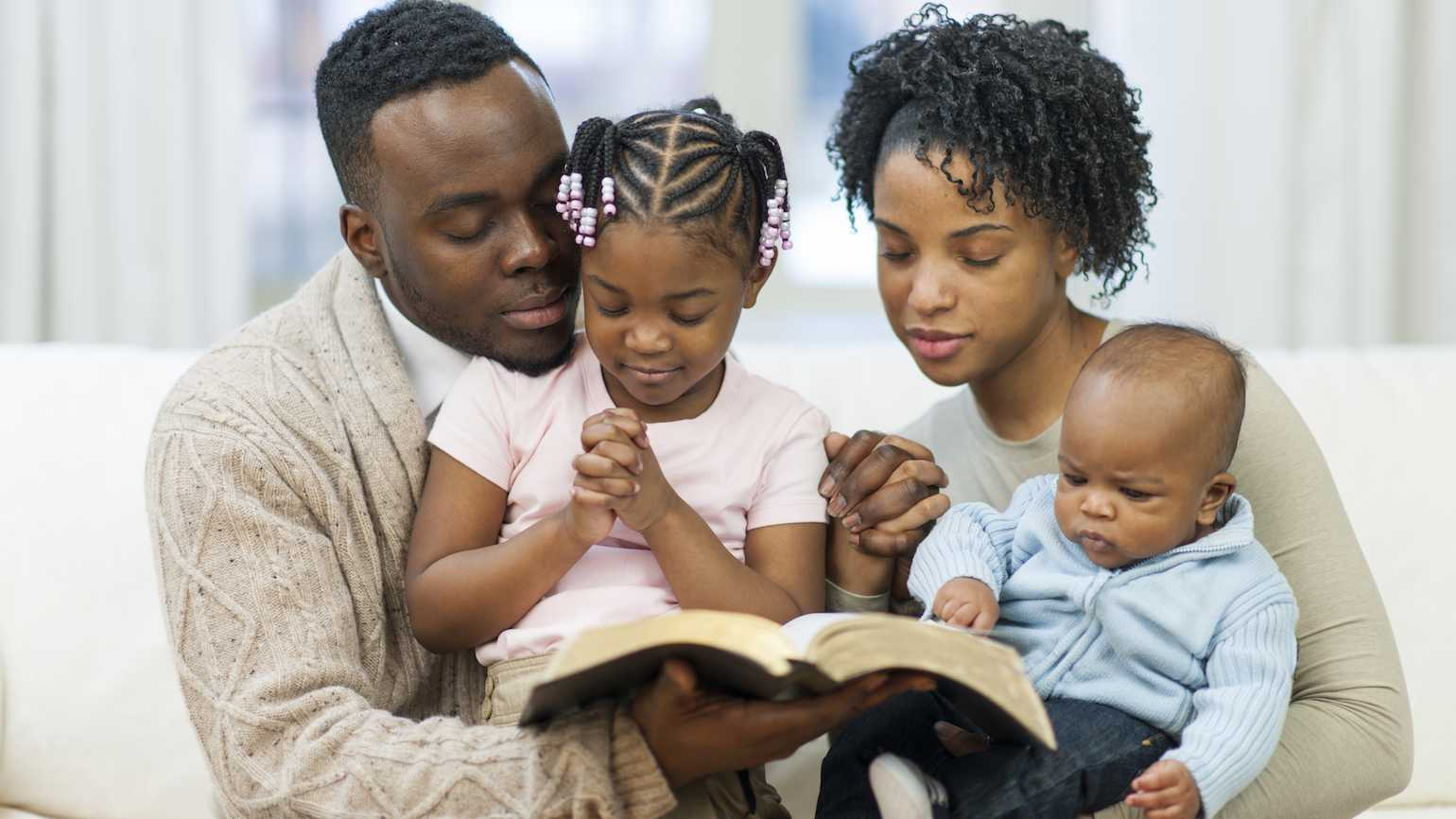 Teaching your kids about faith