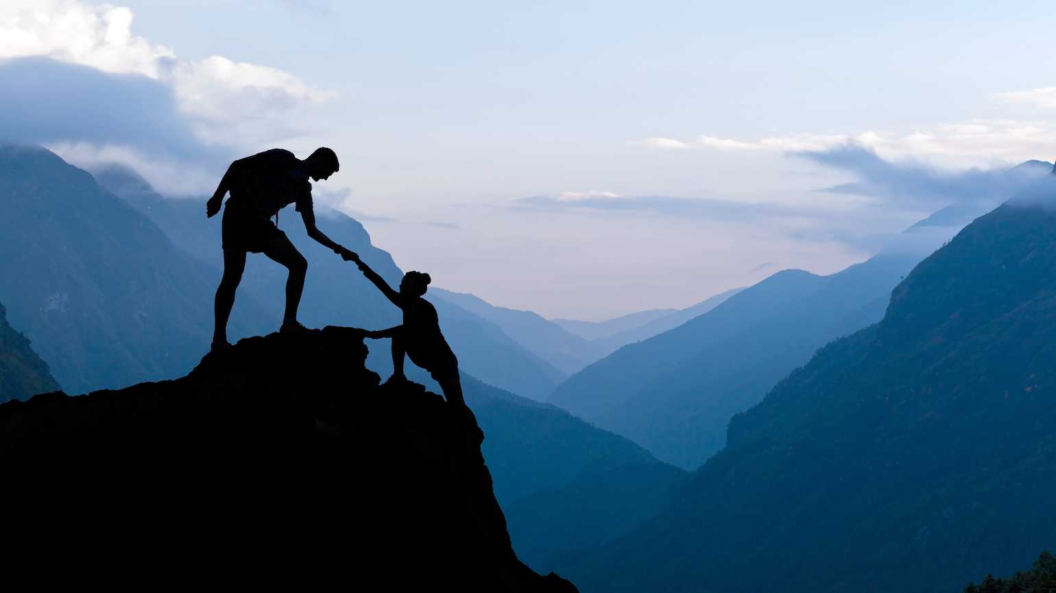 Building a relationship with God based on trust