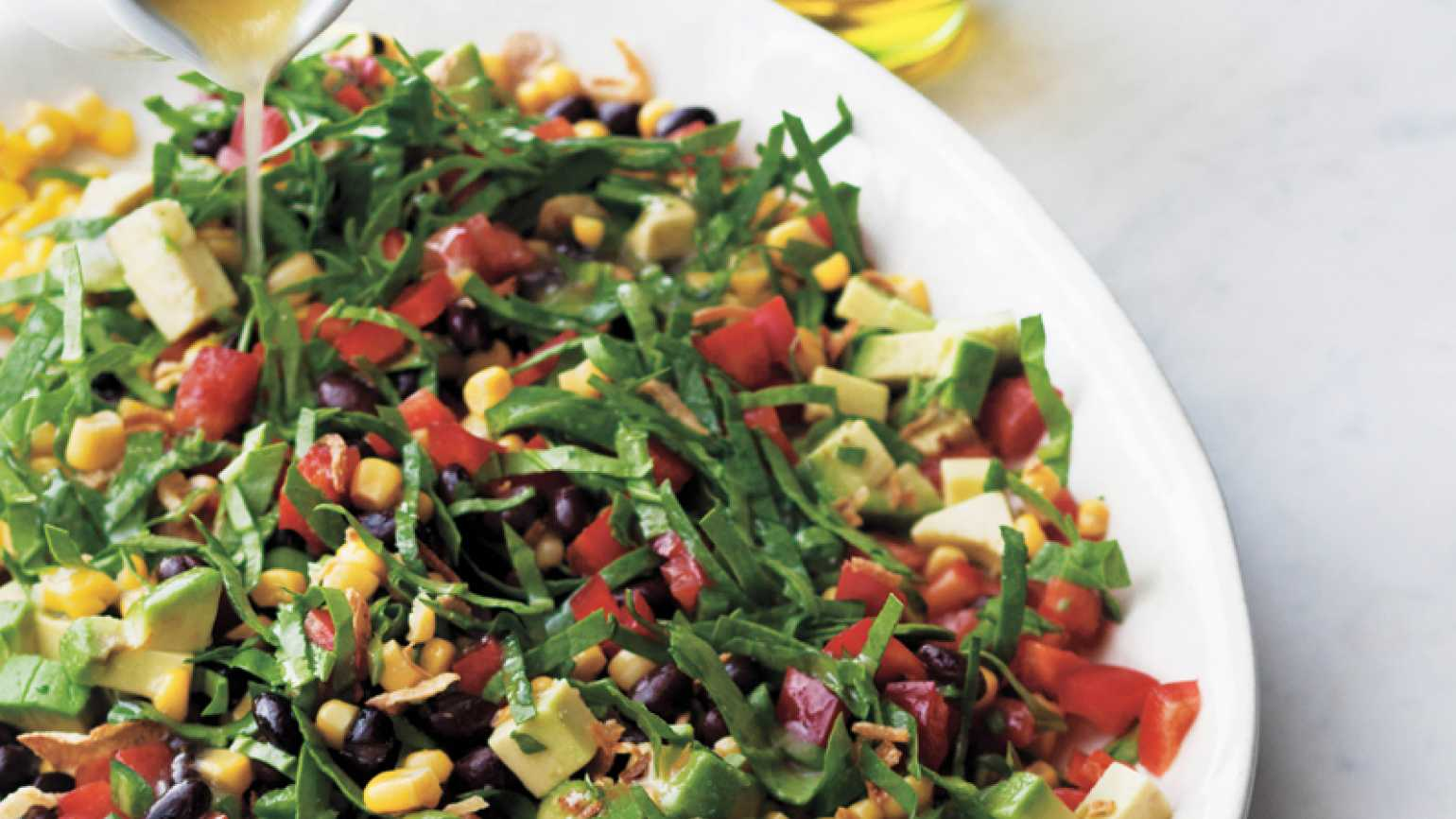 Spring Chopped Salad