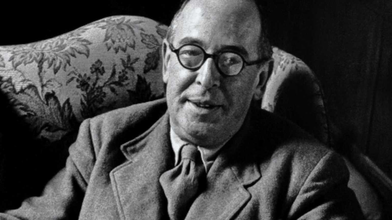 Author C.S. Lewis, who died November 22, 1963