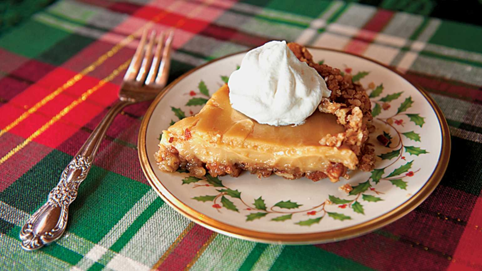 Dolly Parton's Butterscotch Pie