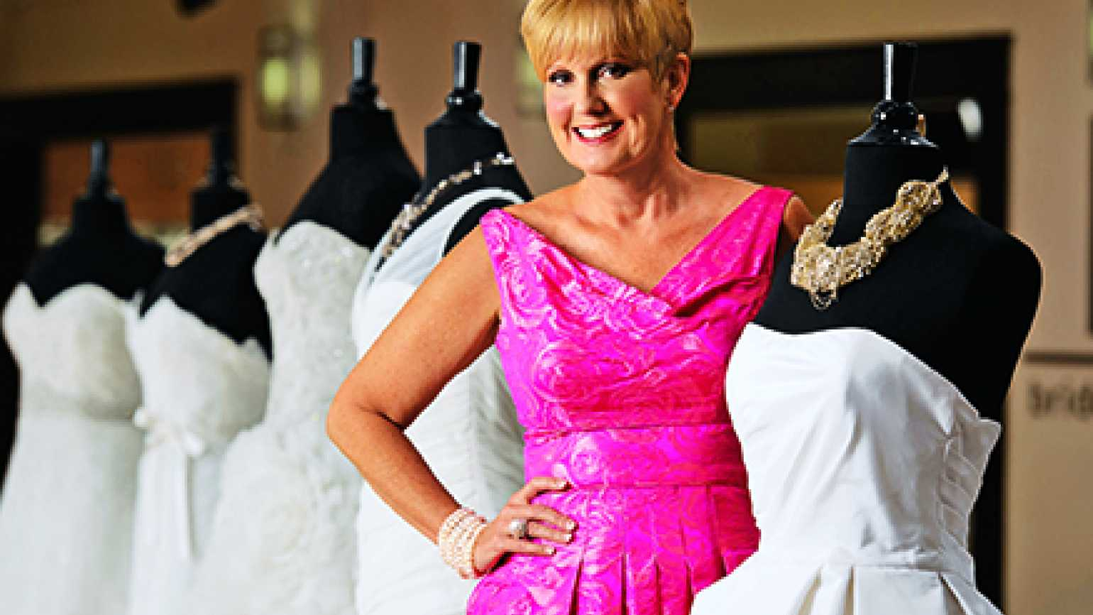 d35c3a0bae10 Y'all might know me from TLC's Say Yes to the Dress: Atlanta, the show  where I help brides find their dream wedding dresses at my store, Bridals  by Lori.