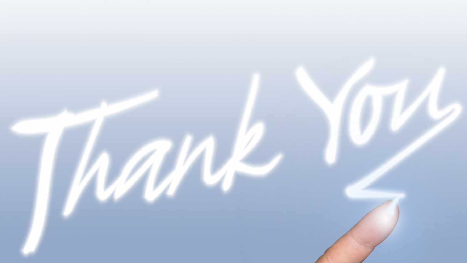 """""""Thank you"""" image from freeimages.com"""