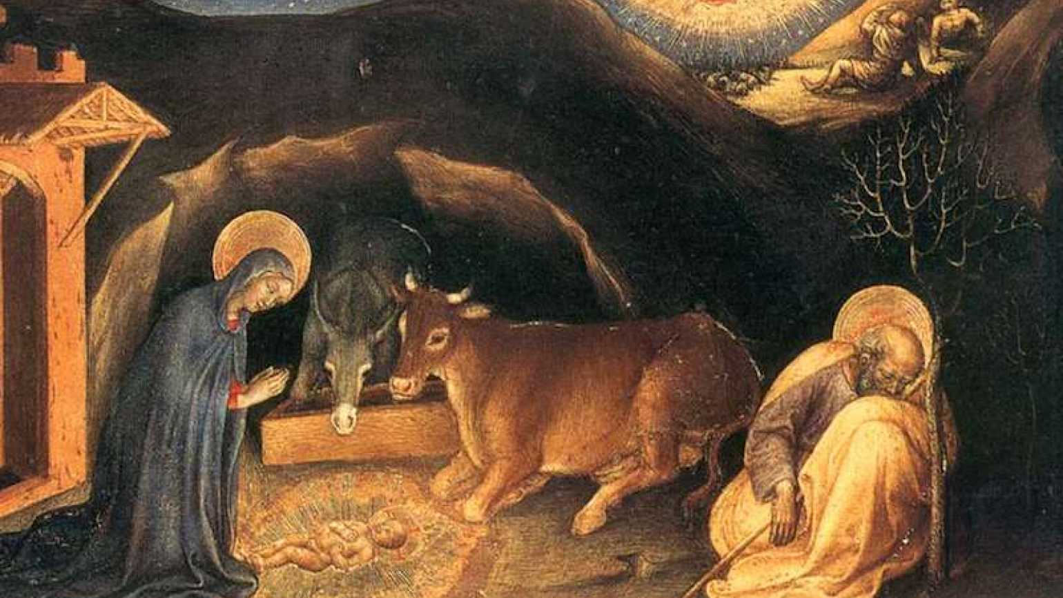 were there animals at the birth of jesus guideposts