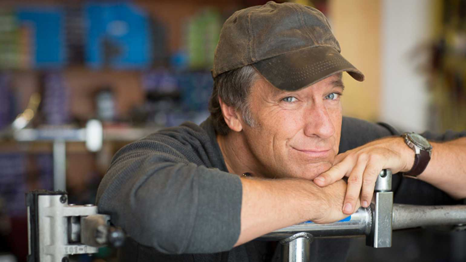 Mike Rowe Uses the Tools God Gave Him