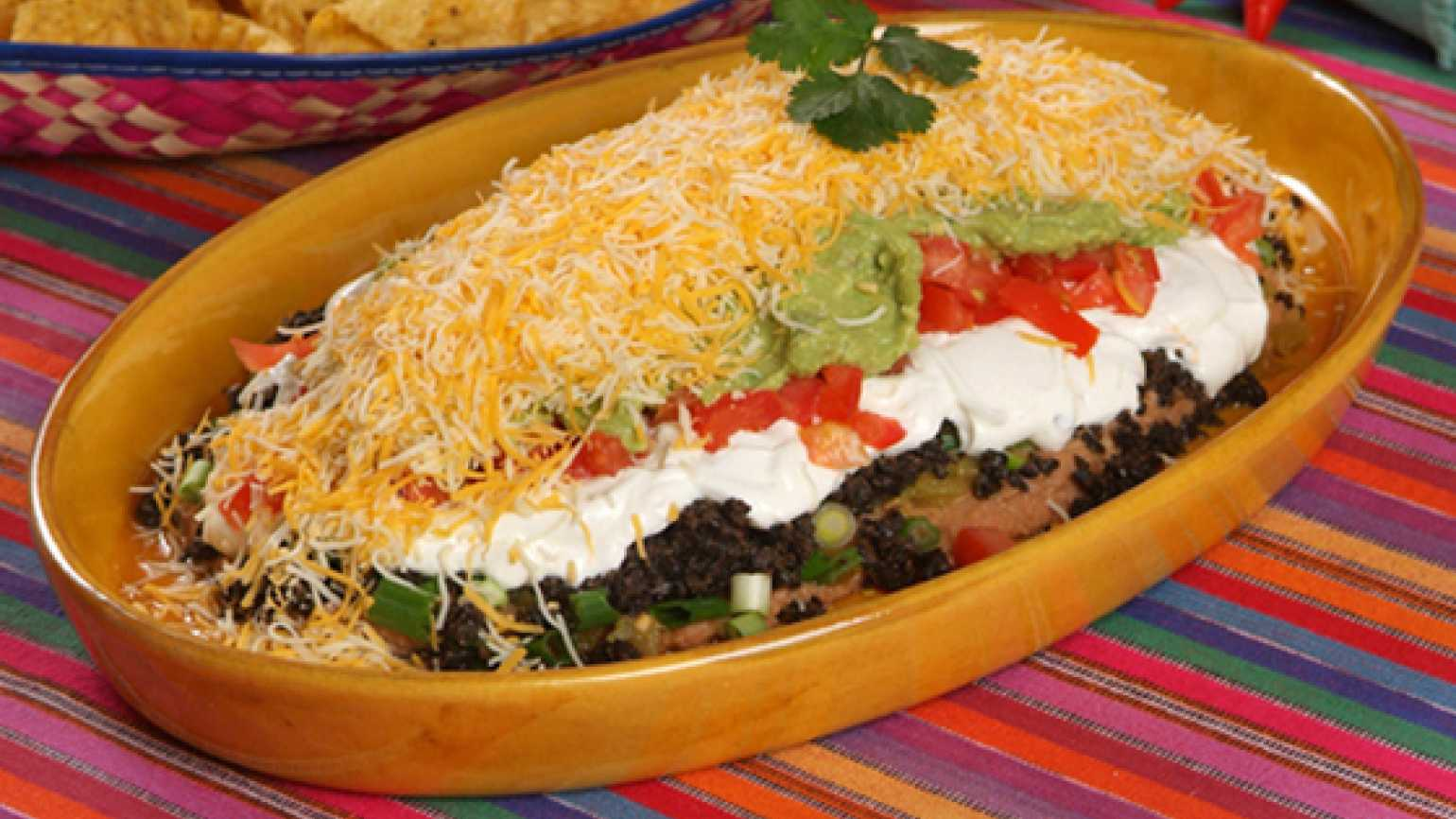 Carla's 'walking taco' dip