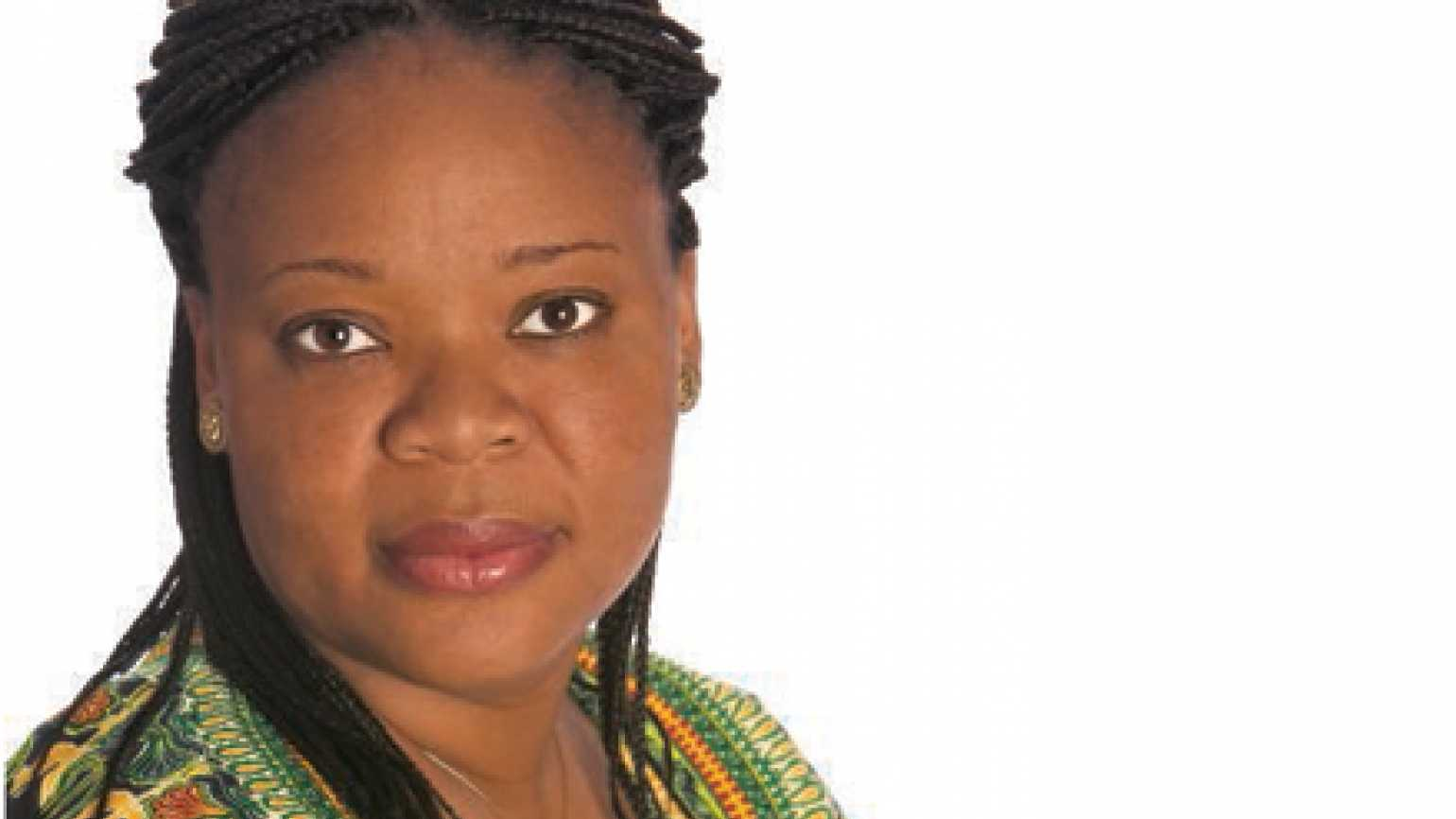Leymah Gbowee regained her faith in achieving Liberian peace