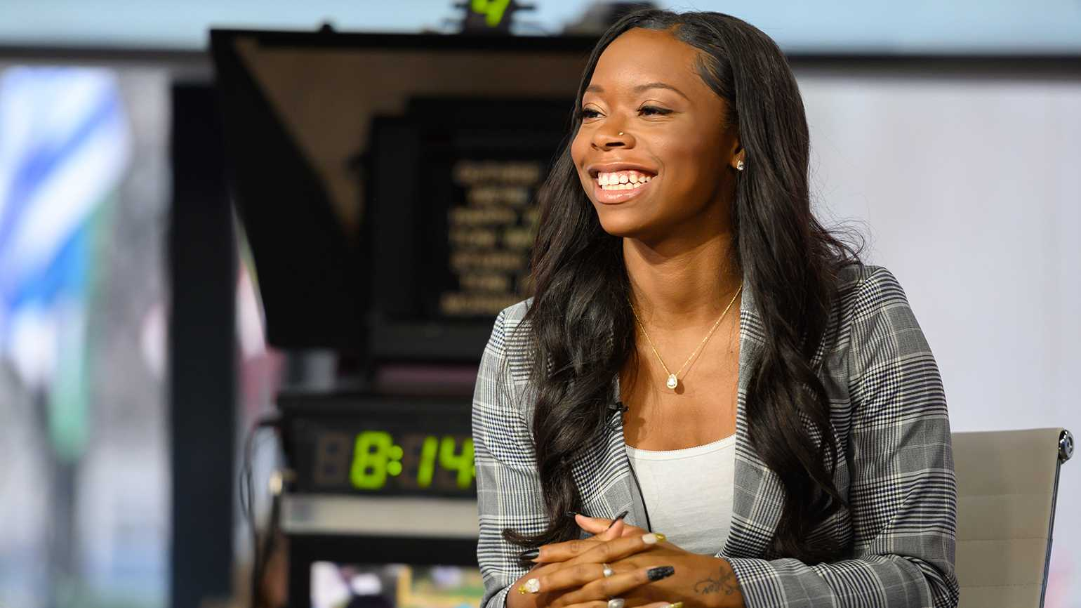 """Antoinette """"Toni"""" Harris Wants to Be the First Female Player In The NFL"""