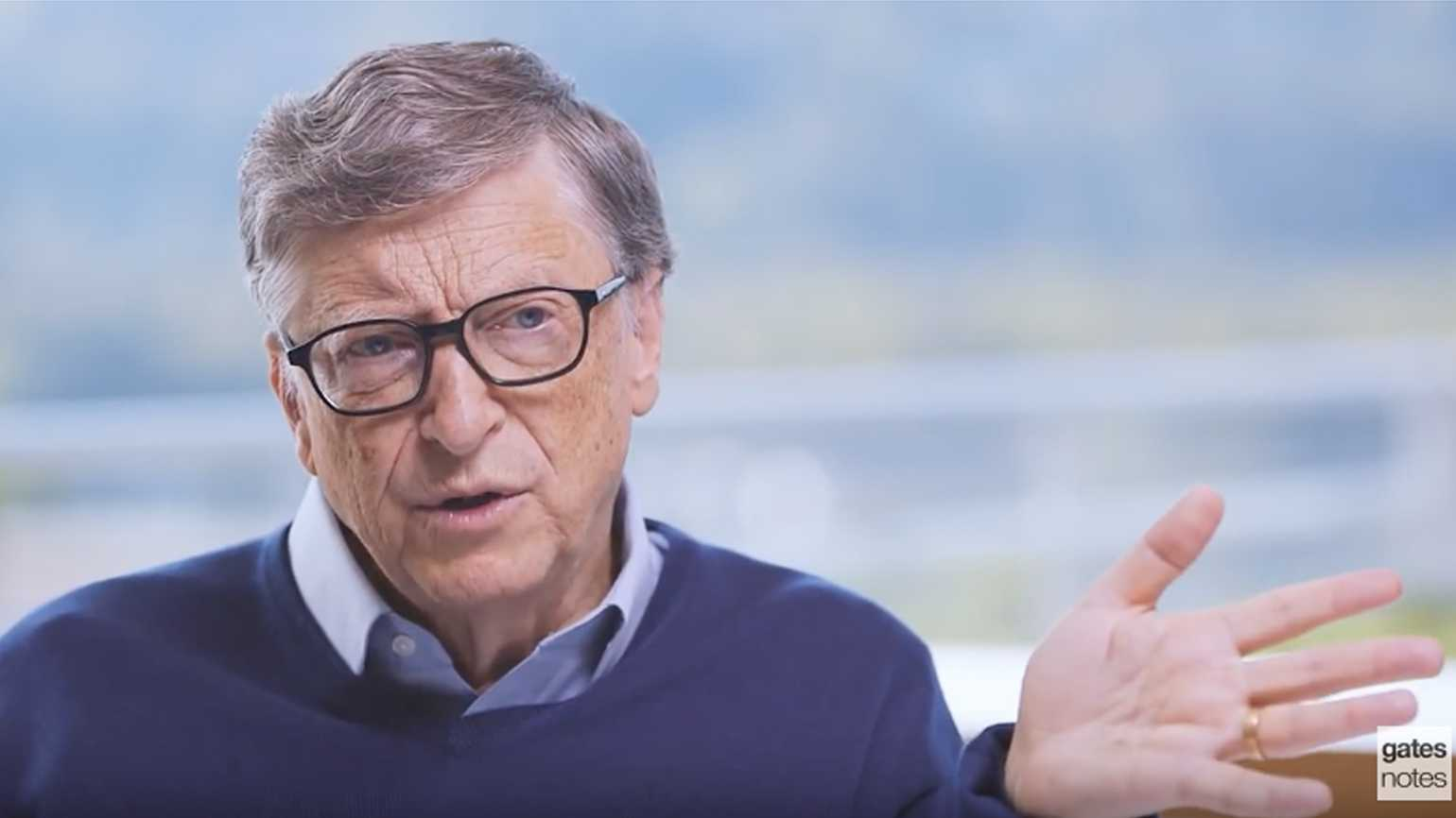Bill Gates Invests $100 Million to Fight Alzheimer's Disease
