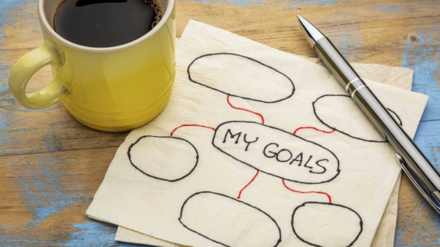 The Upside of Letting Go of Goals