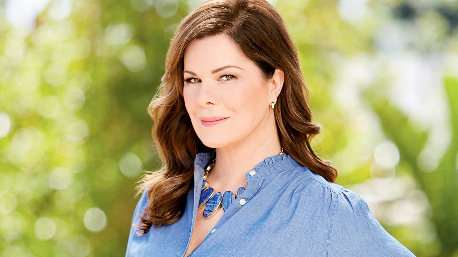 Marcia Gay Harden on Coping with Her Mother's Alzheimer's
