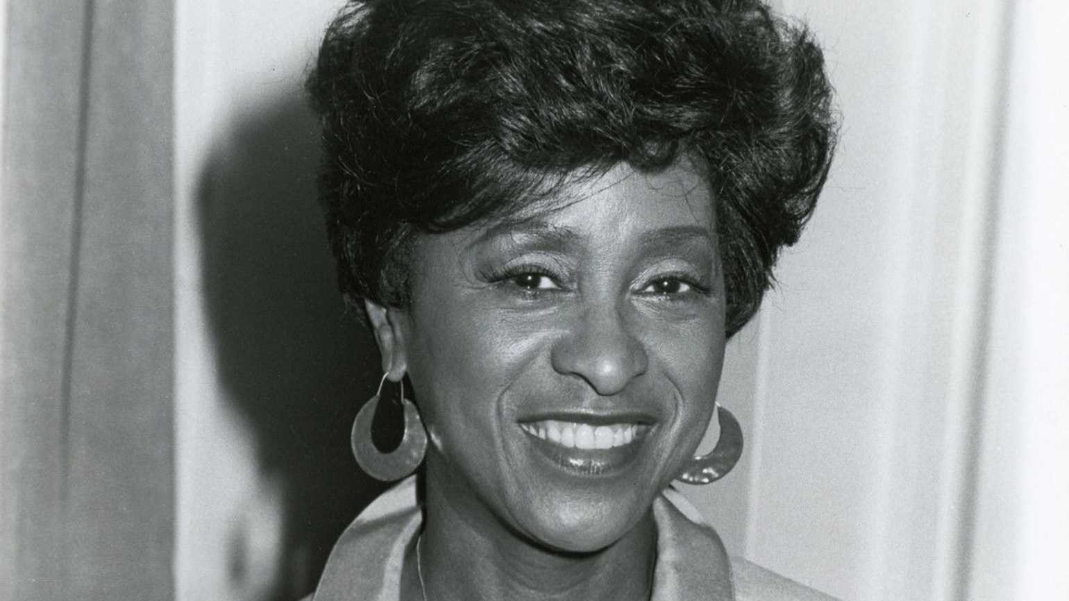 Actress Marla Gibbs