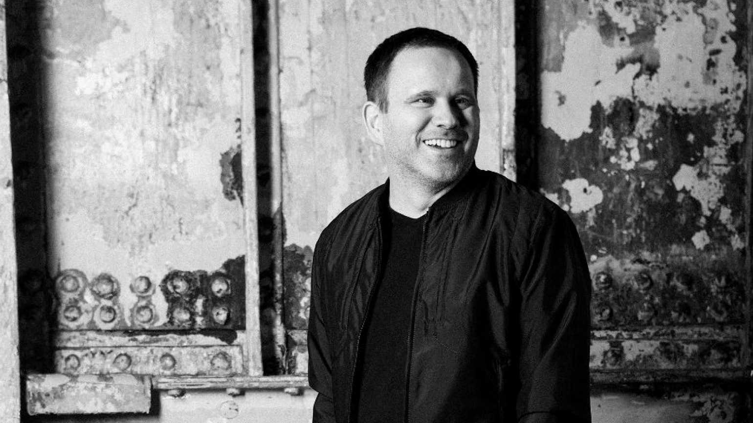 Christian worship singer Matt Redman shares about his father's suicide.