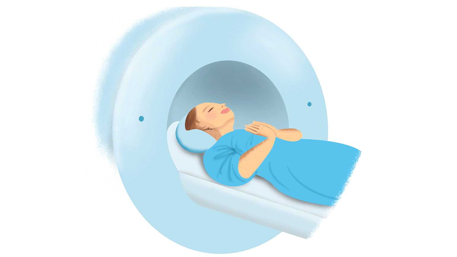 Someone Cares: MRI Meditation