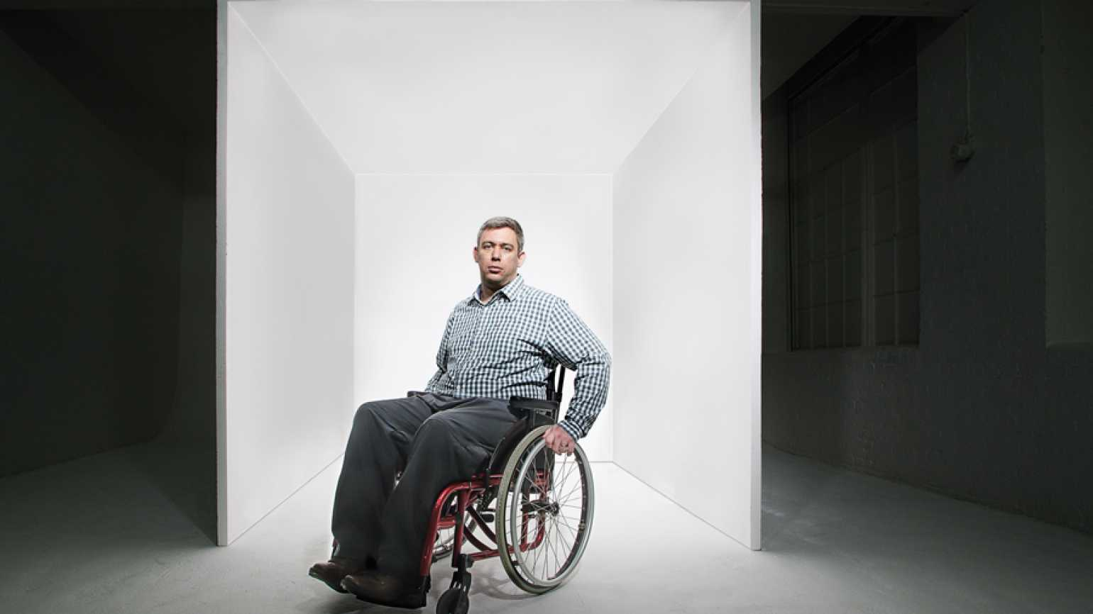 Martin Pistorius, who was miraculously healed from a mysterious brain ailment