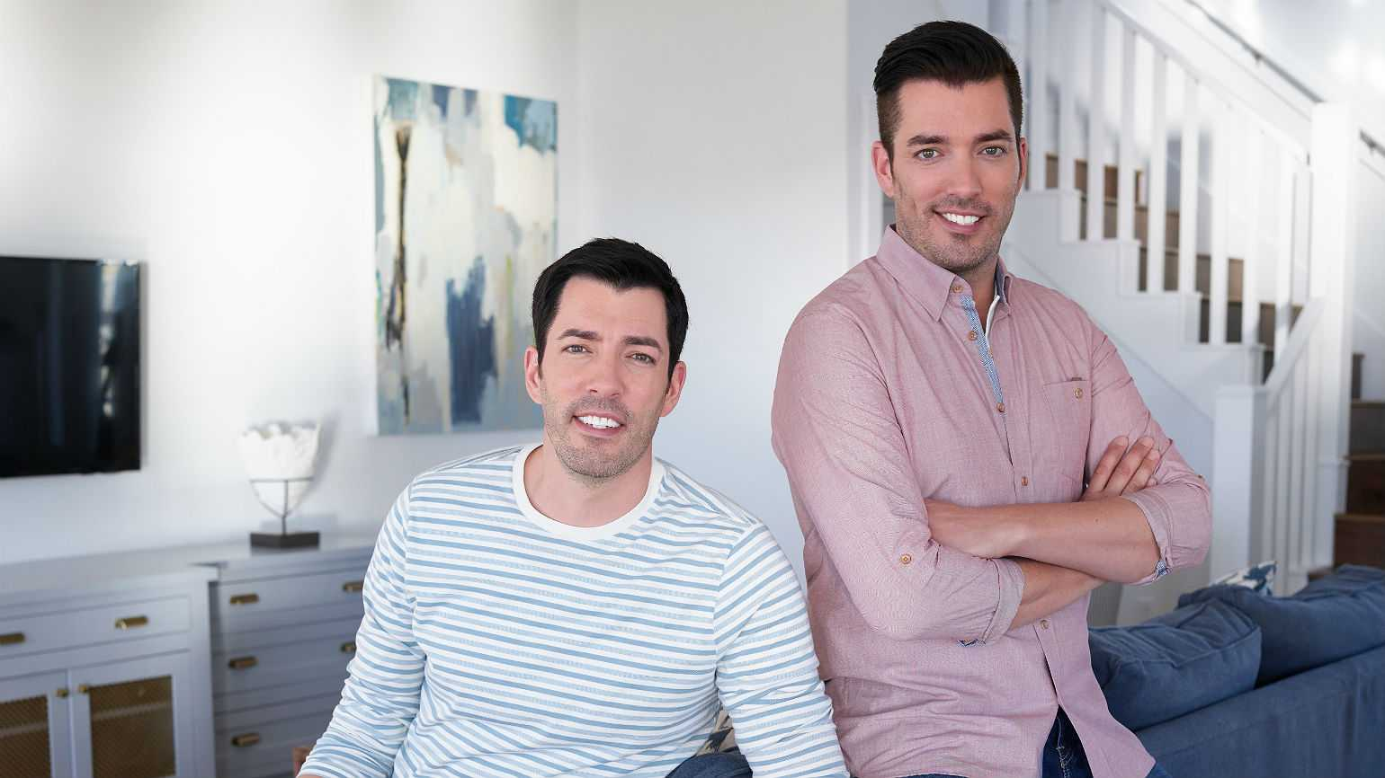 The Property Brothers' Lessons in Renovating and Giving Back