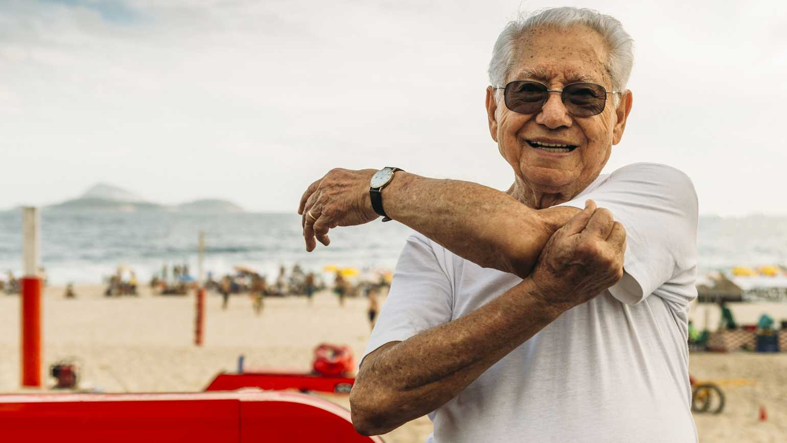8 Forms of Exercise That Benefit People with Dementia