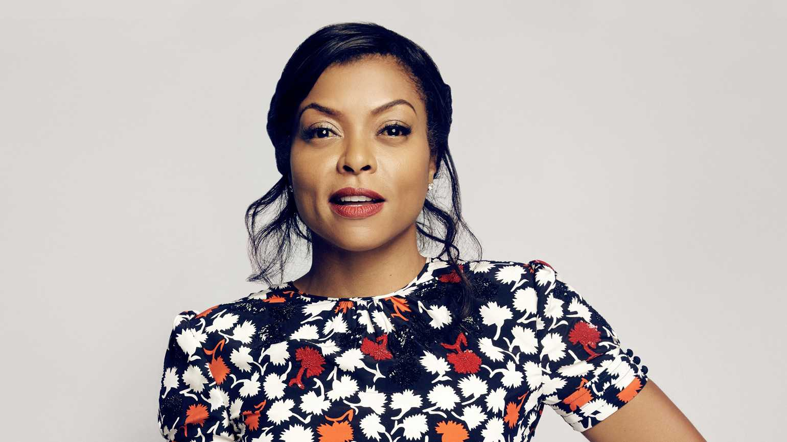 Taraji P Henson, Guideposts Cover February 2017