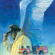 A Firefighter's Earth Angel