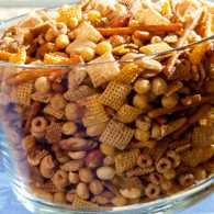 Snack recipes: Clutter Snack Mix