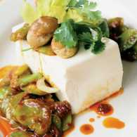 Dinner recipes: Soft Tofu with Broad Beans and Chile Bean Paste