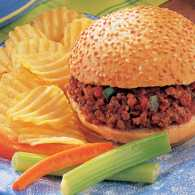 Lunch recipes: Super Sloppy Joes