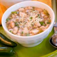 Soup recipes: White Bean Chili
