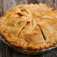The apple pie that almost ruined Thanksgiving.