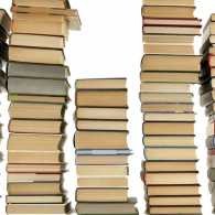 Stacks of books. Photo: Thinkstock.