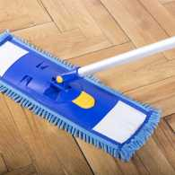 A dust mop. Thinkstock.