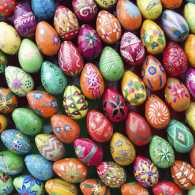 When you're Eastern Orthodox, you get to experience Lent and Easter twice!