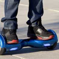 Learning trust from a hover board