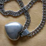 A silver locket cements a divinely inspired friendship.