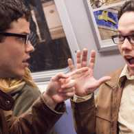 How 4 sets of twins pulled a prank on the subway.