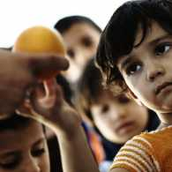 Join the Guideposts prayer challenge to end world hunger.