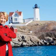 Travel Channel host Samantha Brown finds inspiration around the world.