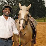 Guideposts: Clifford Bruton and his friend, Willie