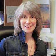 Angels on Earth editor-in-chief Colleen Hughes
