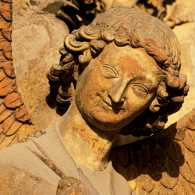 The Smiling Angel of Rheims