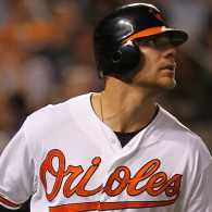 Baltimore Orioles slugger Chris Davis