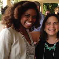 Ty'Ann and Diana at the California conference